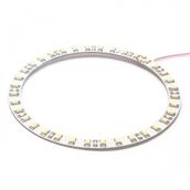 Ангельские глазки светодиодные LED 110мм