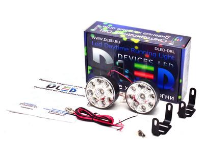 Дневные ходовые огни DRL-10 S-Flux 3.5W
