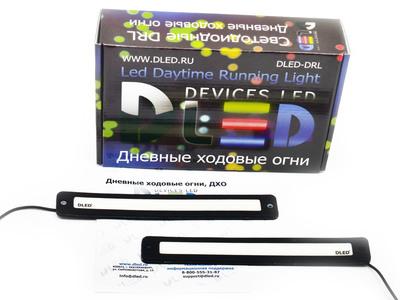 Дневные ходовые огни DRL-101 (гибкие)