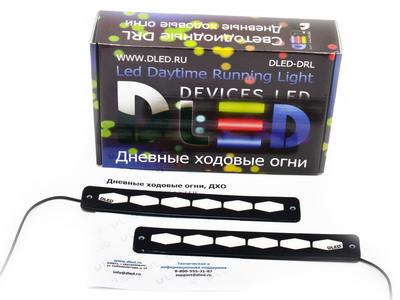 Дневные ходовые огни DRL-104 (гибкие)