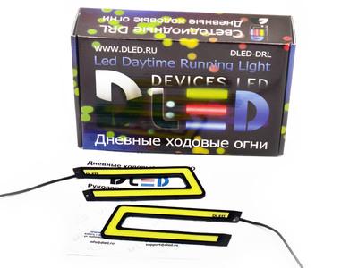 Дневные ходовые огни DRL-107 High-Power 10W