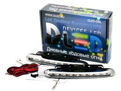 Дневные ходовые огни DRL-135 DIP 2x1W