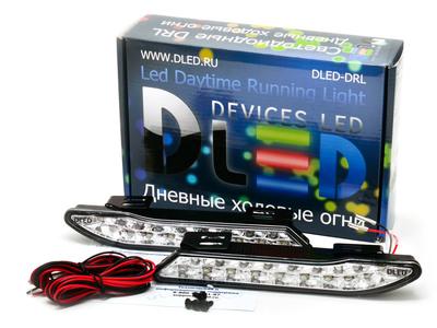 Дневные ходовые огни DRL-137 DIP 2x2.5W
