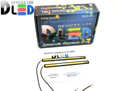 Дневные ходовые огни DRL-145 2x10W
