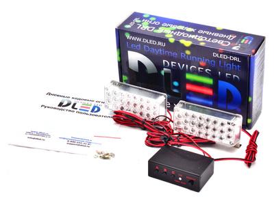 Дневные ходовые огни DRL-21 DIP 2W