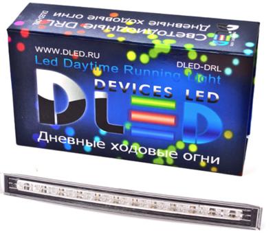 Дневные ходовые огни DRL-31 SMD1210-SMD3528 2W