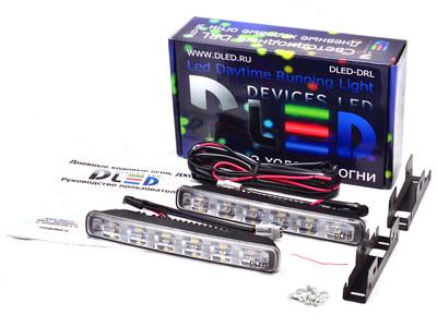 Дневные ходовые огни DRL-34 High-Power 6W