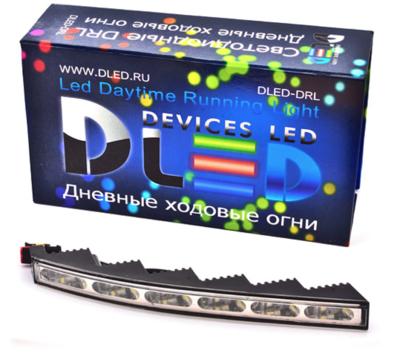 Дневные ходовые огни DRL-40 SMD5050 2.9W