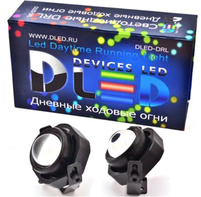 Дневные ходовые огни DRL-59 High-Power 10W