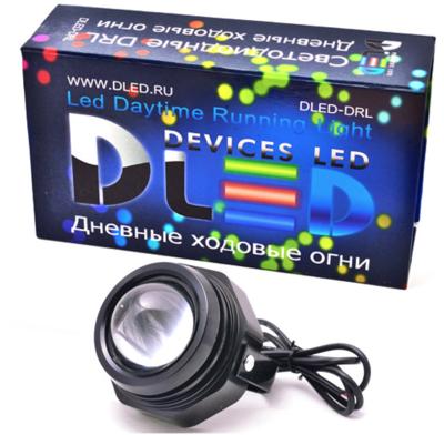 Дневные ходовые огни DRL-68 High-Power 20W