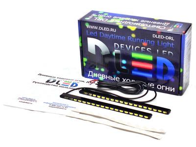 Дневные ходовые огни DRL-72 SMD 57030 9W