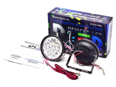 Дневные ходовые огни DRL-73 SMD5050 4.3W