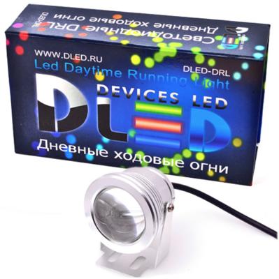 Дневные ходовые огни DRL-75 High-Power 10W