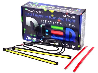 Дневные ходовые огни DRL-79 High-Power 6W
