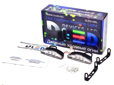 Дневные ходовые огни DRL-82 DIP 1W