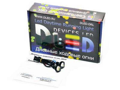 Дневные ходовые огни DRL-98 SMD7014 6W