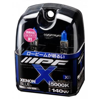 Газонаполненные лампы H1 - IPF XENON BLUE 5000K