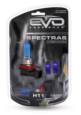 Газонаполненные лампы H11 EVO Spectras Xenon 5000K