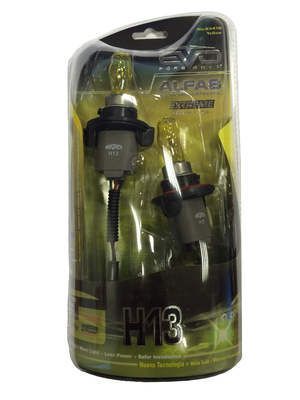 Газонаполненные лампы H13 EVO Alfas 2800K Жёлтый