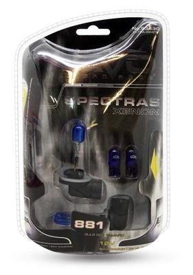 Газонаполненные лампы H27 881 EVO Spectras Xenon 5000K