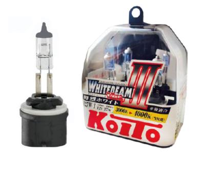 Газонаполненные лампы H27 880 - Koito Whitebeam ||| 4000K