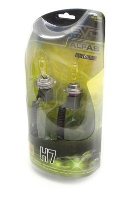 Газонаполненные лампы H7 EVO Alfas 2800K Жёлтый