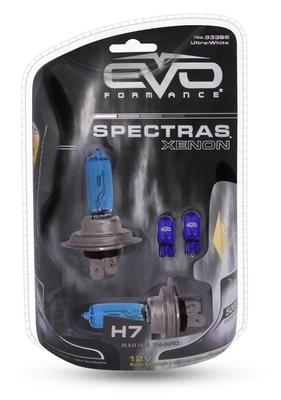 Газонаполненные лампы H7 EVO Spectras Xenon 5000K