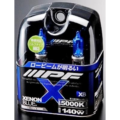 Газонаполненные лампы HB3 9005 - IPF XENON BLUE 5000K
