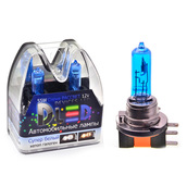 Газонаполненные лампы Н15 DLED Рассвет 4500K