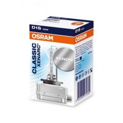 Ксеноновая лампаовая D1S - OSRAM Xenarc Classic 85V 35W