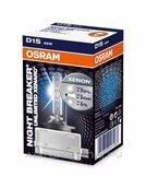 Ксеноновая лампаовая D1S - OSRAM Xenarc Nightbreaker Unlimited 4300K 85V 35W