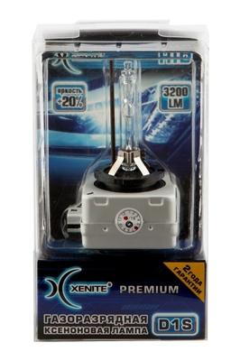 Ксеноновая лампа XENITE D1S