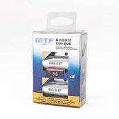 Нагрузочное сопротивление (обманка) MTF 21W Металл
