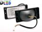 Штатные дневные ходовые огни ВАЗ 2110-2115 в ПТФ DLed DRL-148 DIP+S-Flux 2x2w