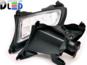 Штатные дневные ходовые огни ВАЗ Приора 2170-72 в ПТФ DLed DRL-151 SMD5050 2x2w