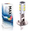 Светодиодная авто лампа H1 - Max-Road 10Led + Линза 4Вт