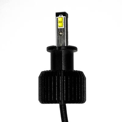 Светодиодная авто лампа H3 - 4 CREE 20Вт