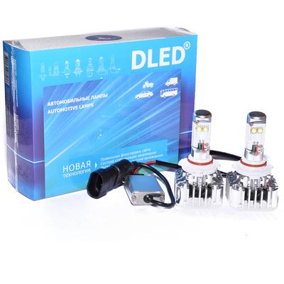 Светодиодная авто лампа HB3 9005 - CREE Lite 30Вт (Комплект)