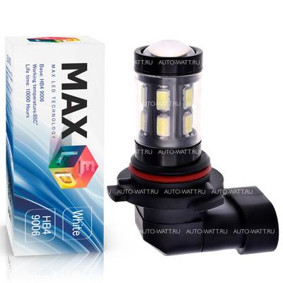 Светодиодная авто лампа HB4 9006 - Max-Road 15Led 7Вт