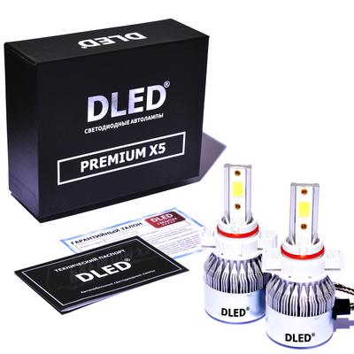 Светодиодная авто лампа PSX24W - PREMIUM X5 37Вт (Комплект)