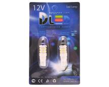 Светодиодная авто лампа W5W T10 – 30 SMD3014 (Керамика) 5Вт Белая