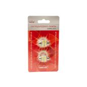 Светодиодная авто лампа C5W 31мм - SHO-ME C5W - ALPHA 1031 - 2.5W Белая