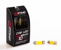Светодиодная авто лампа C5W 36 мм - Optima Premium 1 COB 1.5W 5100K Белая