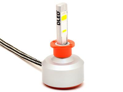 Светодиодная авто лампа H1 - Sparkle 3 40Вт DLED