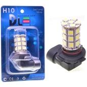Светодиодная авто лампа H10 - 27 SMD5050 6.48Вт DLED
