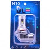 Светодиодная авто лампа H10 - 6 CREE 30Вт DLED