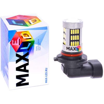 Светодиодная авто лампа H10 - Max-Visiko 54 Led 11Вт