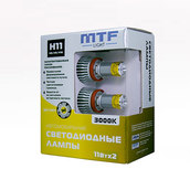 Светодиодная авто лампа H11 -  3000K 11Вт MTF