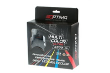 Светодиодная авто лампа H11 - Optima Multi Color Ultra