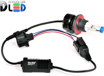 Светодиодная авто лампа H13 - Dled ZEON 25Вт